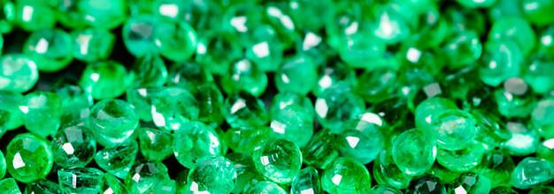 O encanto das esmeraldas