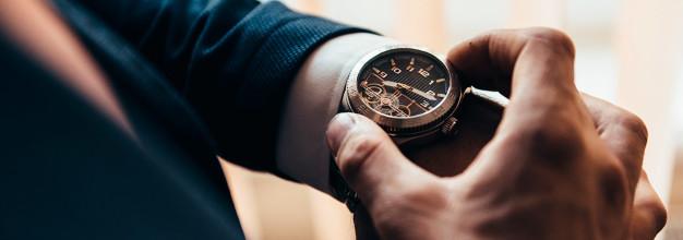 Como cuidar do seu relógio de pulso